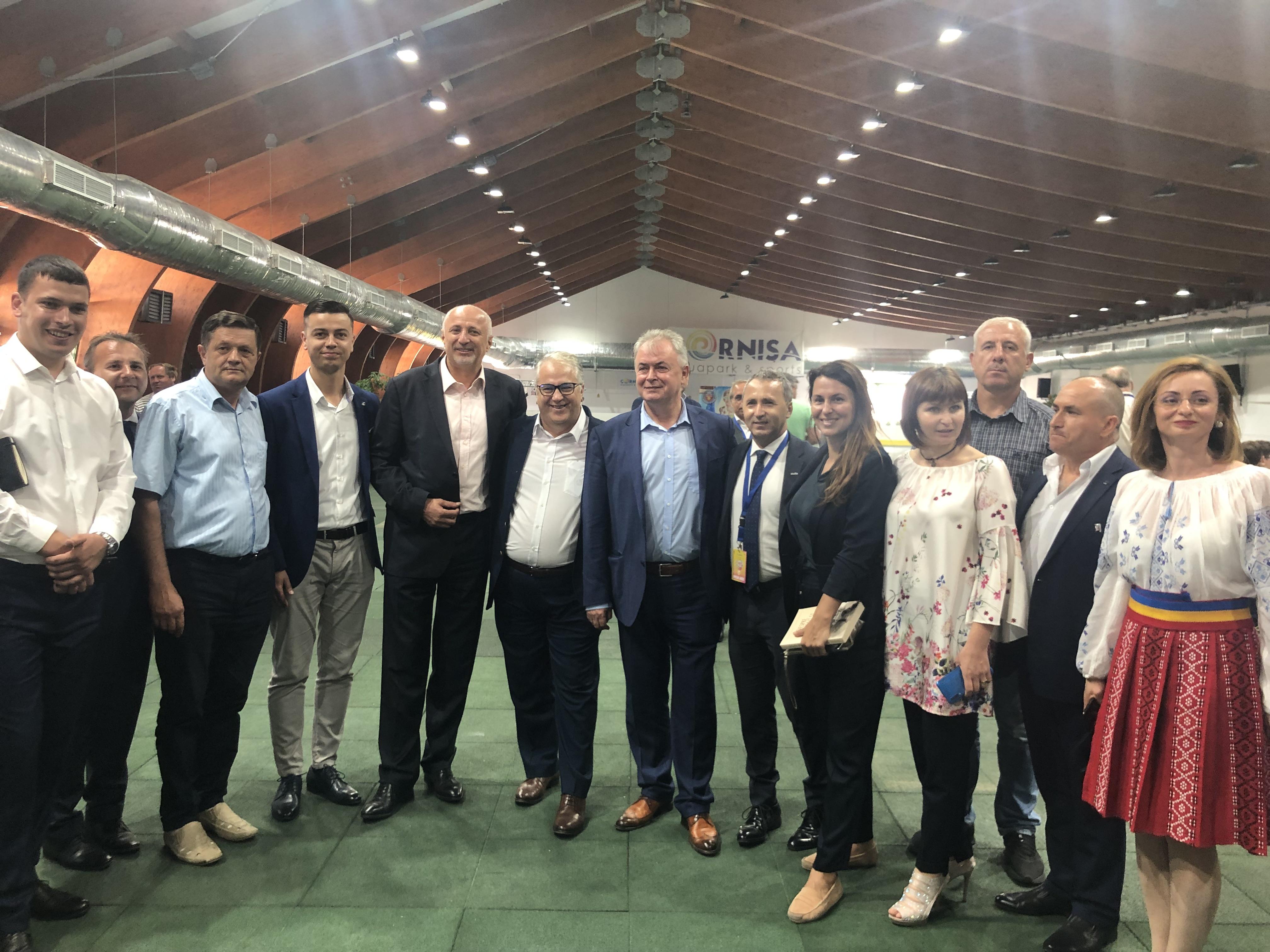 Delegație din Raionul Ialoveni – Republica Moldova, prezentă la Botoșani, la invitația senatorului PNL, Costel Șoptică