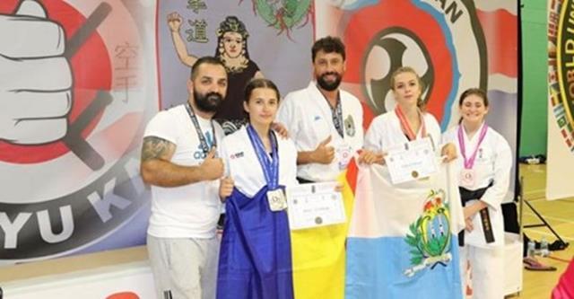 Două titluri de vicecampion mondial, aduse de clubul KOKORO Botoșani