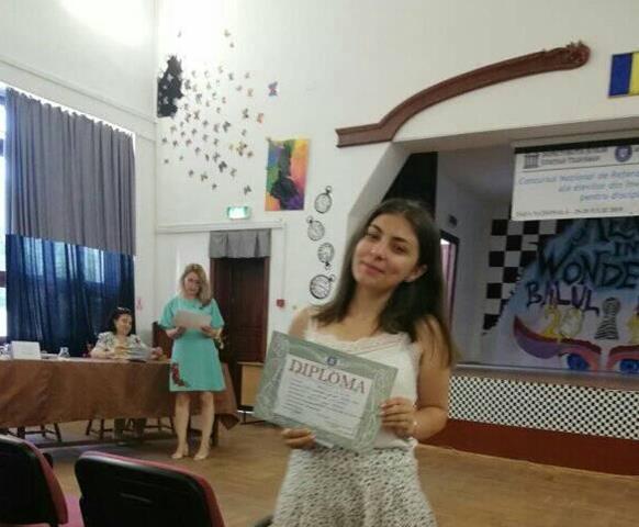 Premianți de vacanță la Laurian