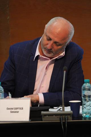 """Senatorul Costel Șoptică, replică pentru deputatul Lupașcu: """"Înțelegem spaima care i-a cuprins pe toți social-democrații după pierderea ultimului tur de alegeri"""""""