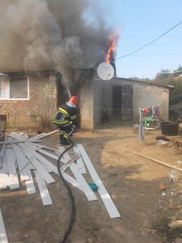 Pompierii botoșăneni sunt la datorie și de ziua armei