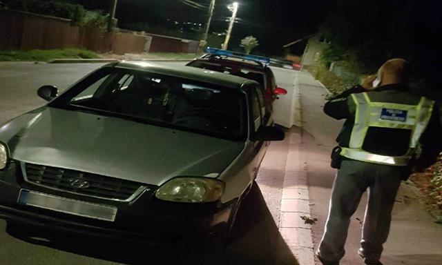 Şofer aflat sub influența băuturilor alcoolice, în zi de sărbătoare