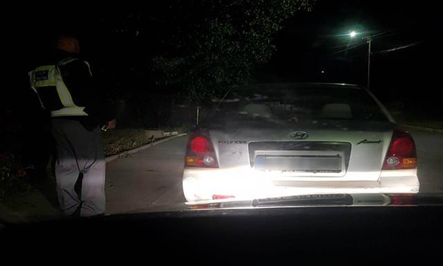 Botoşănean depistat la volan,  deși nu avea dreptul de a conduce