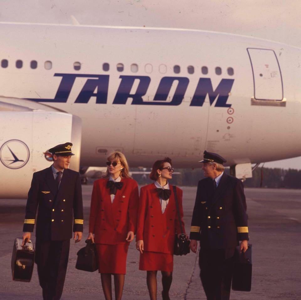 Astăzi se împlinesc 65 de ani de la inființarea companiei TAROM