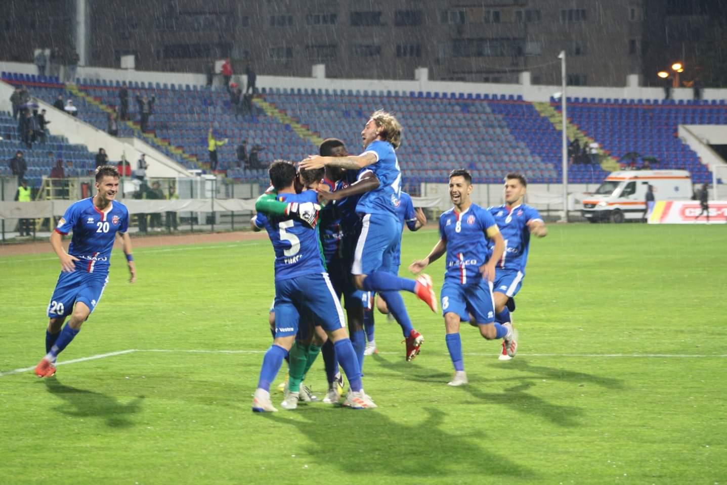 """FC BOTOȘANI – CFR CLUJ 2-2 (4-2 la penalty-uri).  Botoșănenii s-au calificat în """"optimi"""" după un meci fantastic"""