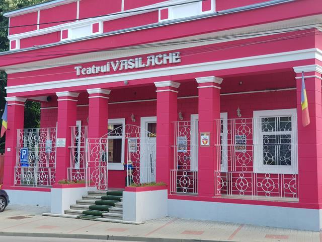 """Teatrul pentru Copii şi Tineret """"Vasilache"""" organizează concurs pentru ocuparea unor posturi vacante"""