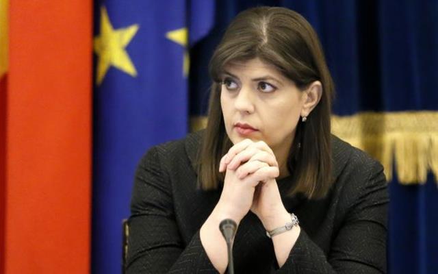 Laura Codruța Kovesi a fost desemnată procuror-șef al Parchetului European