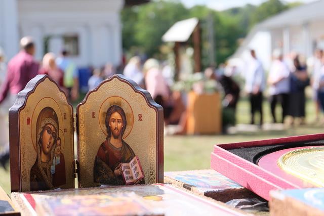 ASTĂZI îl cinstim pe Sfântul Onufrie de la Vorona