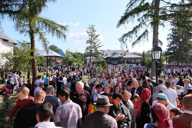 Mii de credincioşi așteptați la hramul Mănăstirii Vorona