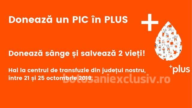"""""""Donează sânge și salvează 2 vieți!"""" – Campanie de donare a sângelui în Botoșani"""