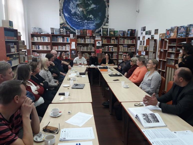 ProgMaticieni din cinci țări reuniți la Botoșani