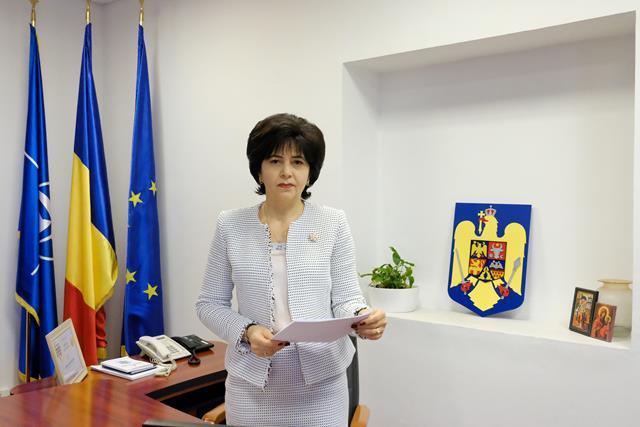 """Președintele PSD Botoșani Doina Federovici: """"Botoșănenii merită un președinte care să le asigure stabilitatea și continuarea creșterii nivelului de trai"""""""