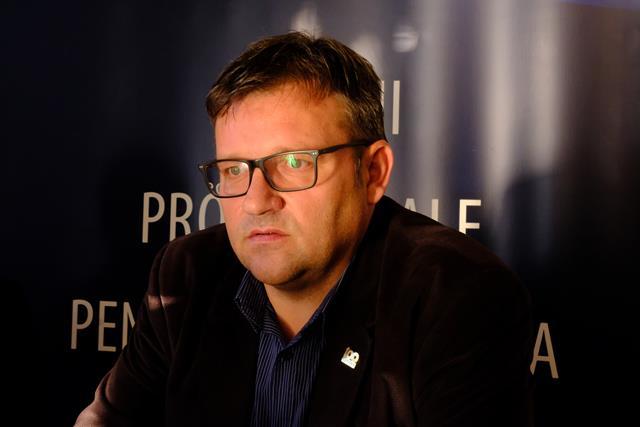"""VIDEO / Ministrul Muncii, Marius Budai:  """"Soarta moțiunii de cenzură este una defavorabilă celor din opoziție"""""""