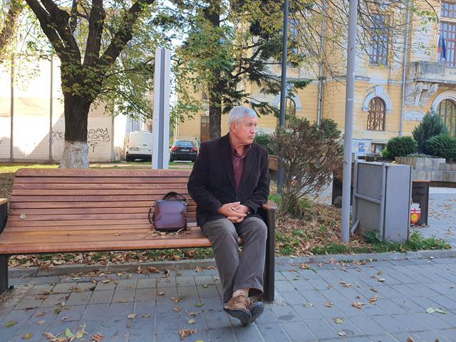 Actor celebru, nerecunoscut la Botoșani