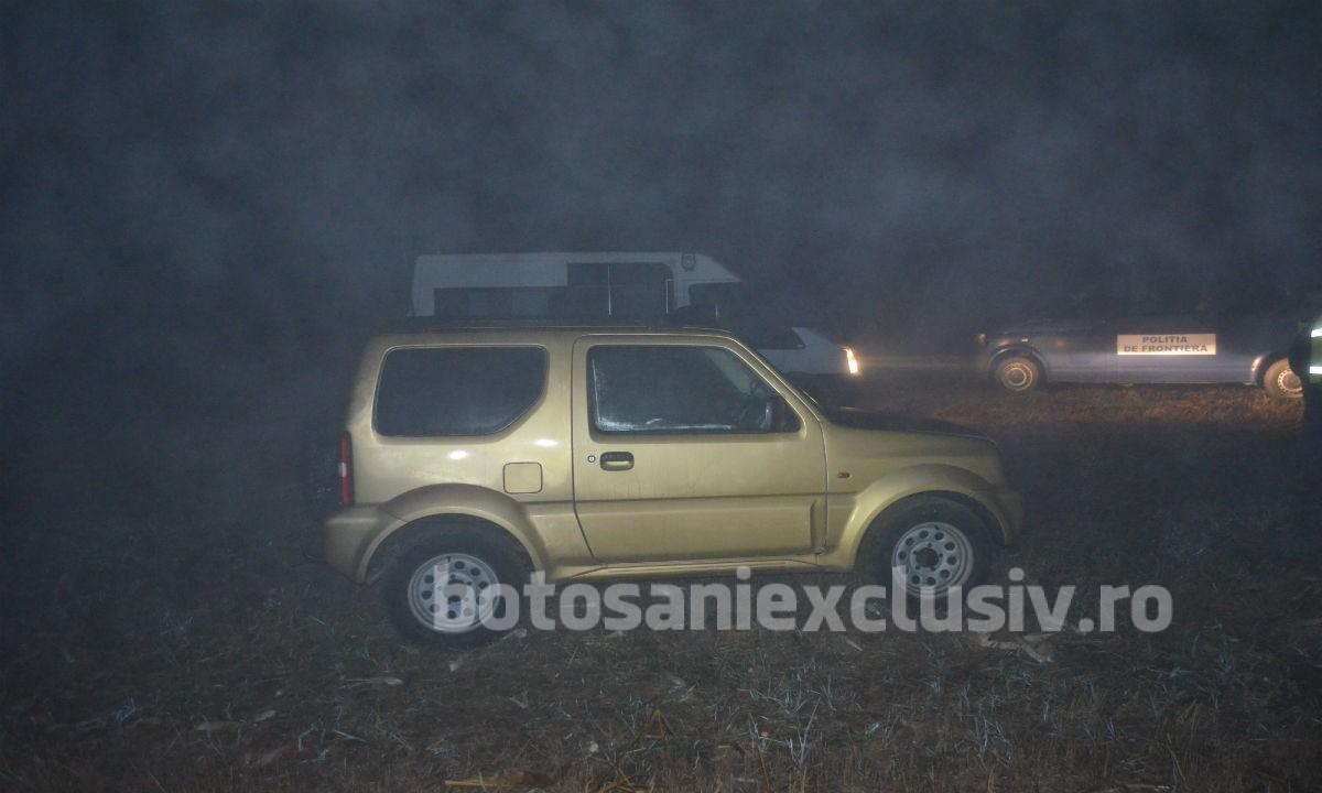 Infracţiuni în miez de noapte depistate de către polițiștii de frontieră