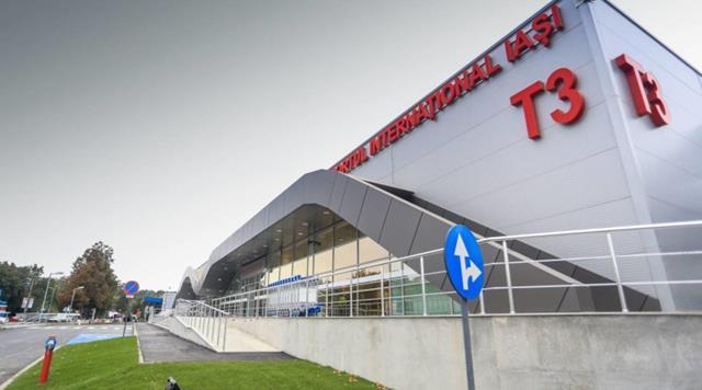 Iași: aeronavă cu 112 pasageri, aterizare FORȚATĂ. La bord era și Gheoghe Flutur