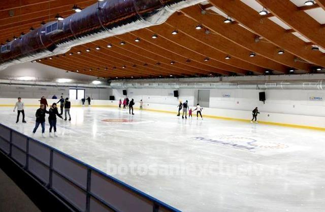 ASTĂZI deschide patinoarul de la Parcul de Agrement Cornişa