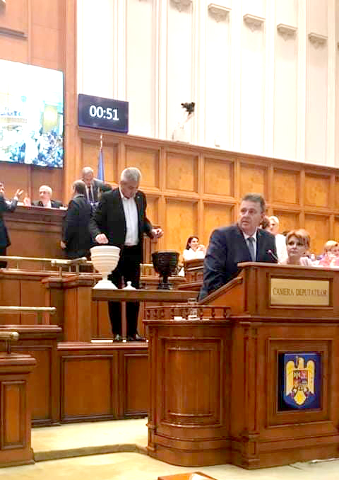"""Cristian Achiței, deputat PNL:  Astăzi este o zi mare pentru toți românii: am scăpat de o guvernare dezastruoasă"""""""