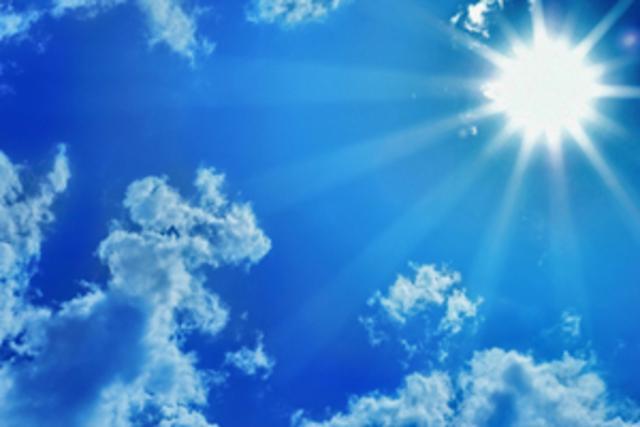 METEO:  Zile cu temperaturi de vară la jumătatea lui octombrie