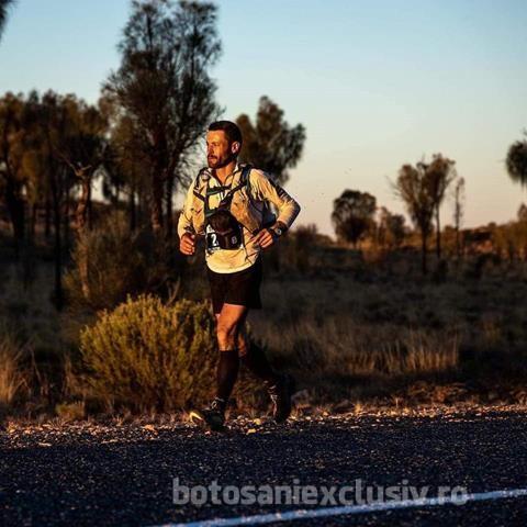 """Iulian Rotariu va parcurge astazi primii 36 de km din cei 220 la ultramaratonul """"Ultra Africa Race"""""""