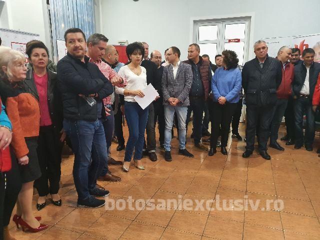 """Senator Doina Federovici:  """"Conform exit-poll-ului suntem în turul doi"""""""