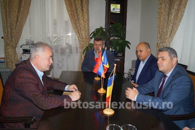 Vizită a ambasadorului Armeniei la Botoșani