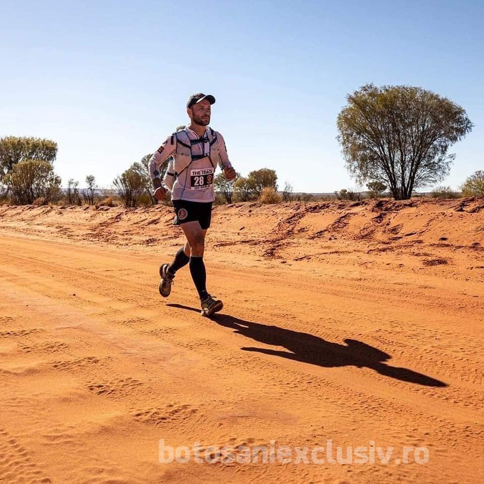 """VIDEO /    Iulian Rotariu, câștigătorul ultramatatonului """"Ultra Africa Race"""" Mozambic!"""