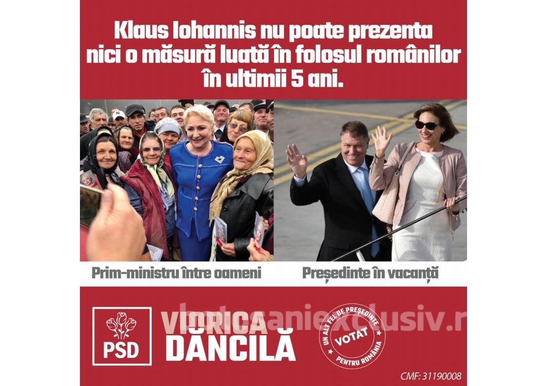 """Lucian Trufin: """"Dăncilă versus Iohannis – Respect versus Aroganță"""""""