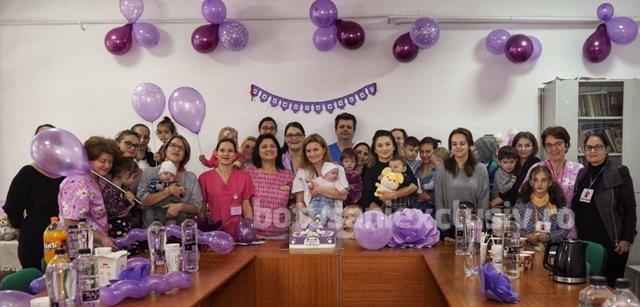 Ziua Internationala a Prematurului marcată și la Maternitatea Botosani!