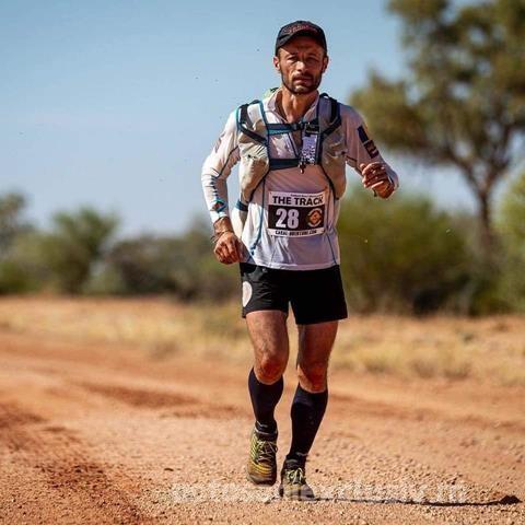 Iulian Rotariu a terminat pe locul 1 dupa primii 36 de km in  maratonul Ultra Africa Race Mozambic