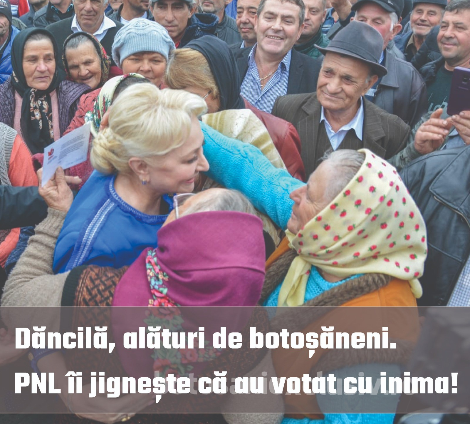 Costel Lupașcu, deputat PSD: ,,Domnule Iohannis de ce urâți județul Botoșani ?