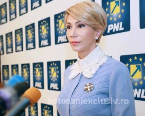 O botoșăneancă a fost numită VICEPREMIER în guvernul Orban