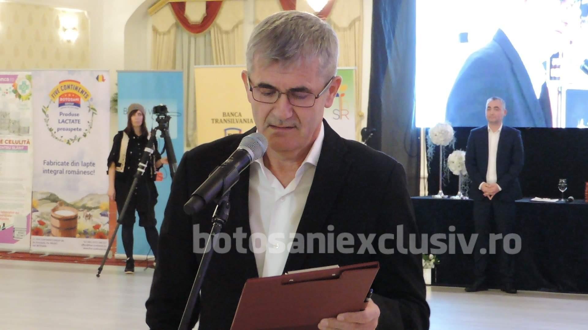 Clarificări aduse de Conducerea Camerei de Comerţ, Industrie şi Agricultură Botoşani vizavi de invitațiile făcute parlamentarilor la Topul Judeţean al Firmelor ediţia XXVI