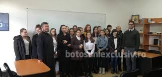 """""""Școala pentru viață"""" proiect desfășurat la Seminarul Teologic Ortodox """"Sf. Gheorghe"""" Botoșani"""