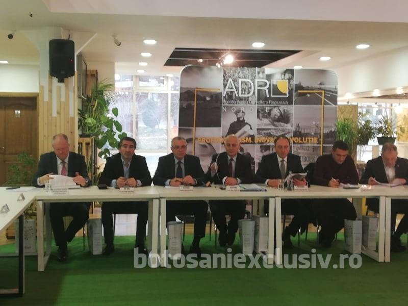 Președintele Consiliului Județean Botoșani, Costică Macaleti a fost ales președinte al Consiliului pentru Dezvoltare Regională Nord-Est