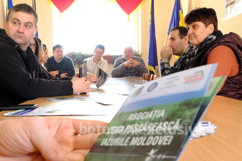 """Comuna Bălușeni:  Astăzi a avut loc lansarea proiectului """"ÎNFIINȚARE CENTRU DE PROMOVARE ȘI CONSERVARE A CULTURII TRADIȚIONALE BALUSENI"""""""