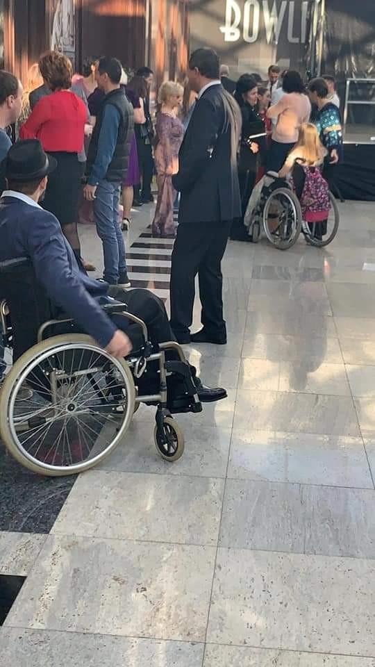 ALDE Botoșani este alaturi de persoanele cu dizabilitati!