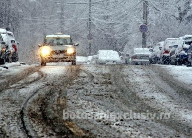 COD GALBEN  de vreme severă pentru zona Moldovei