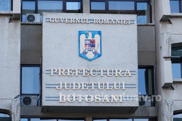 Prefectul Dan Șlincu a înaintat către Guvern Proiectul de Hotărâre de Guvern privind alocarea unei sume de bani din Fondul de rezervă bugetară pentru finanțarea unor cheltuieli curente ale unor unități administrativ-teritoriale din județul Botoșani
