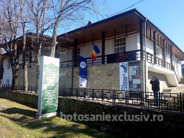 Comisia Națională a Muzeelor și Colecțiilor a avizat pozitiv  solicitarea de acreditare a Memorialului Ipotești