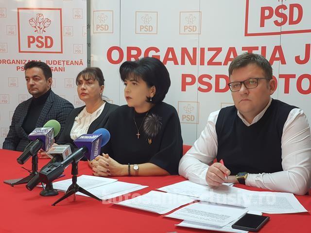 """""""Liberalii au prevăzut buget Zero pentru 2020 pentru modernizarea drumului Botoșani-Ștefănești!Parlamentarii PSD Botoșani vor depune amendament pentru finanțarea investiției!"""""""
