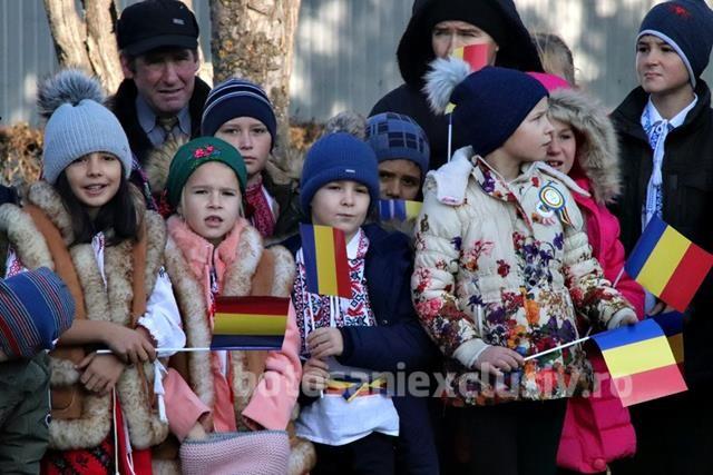 VIDEO/FOTO   ZIUA ROMÂNIEI sărbătorită și la Ștefănești