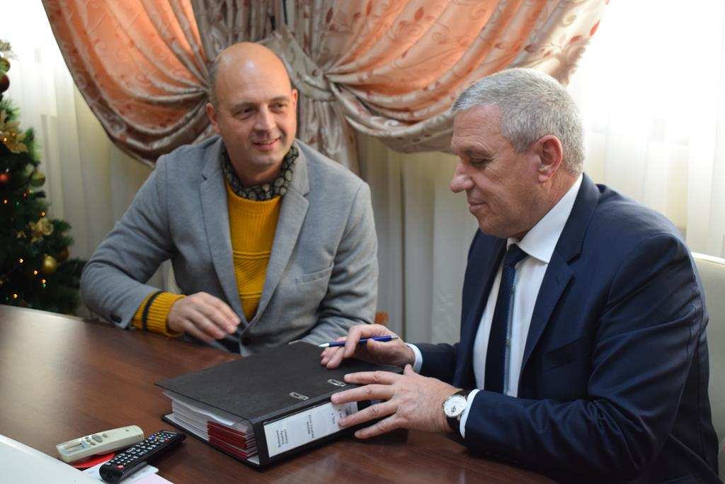 """Proiect demarat de CJ Botosani – """"Rețea educațională transfrontalieră între Județul Botoșani și Raionul Hliboca """""""