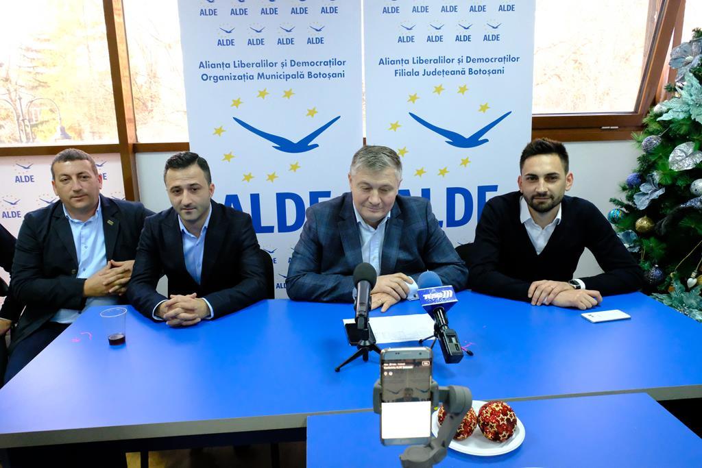 ALDE Botoșani are avantajul expertizei oamenilor săi, inclusiv în atragerea de fonduri europene și implementarea proiectelor mari de infrastructură rutieră