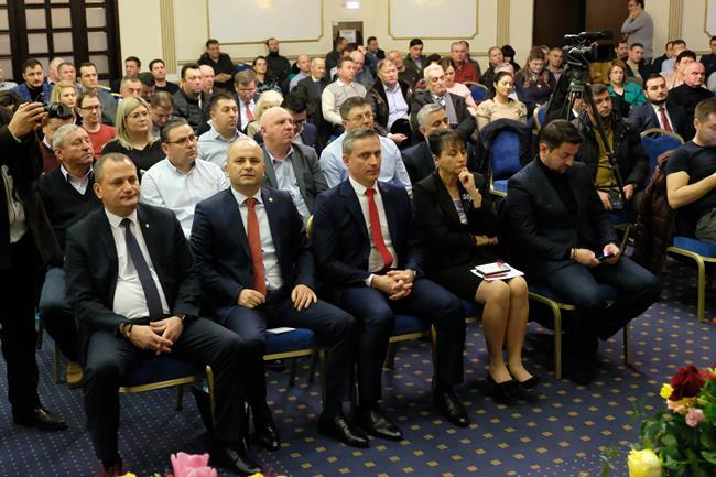 Cinci candidați înscriși în lupta internă la PSD pentru conducerea CJ-ului