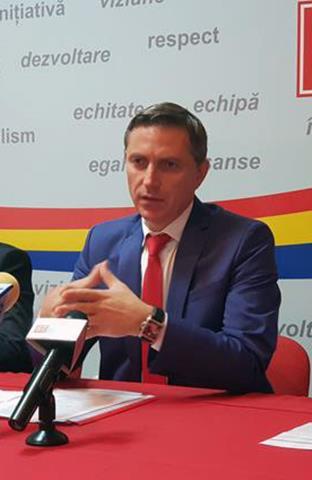"""Deputatul PSD Costel Lupașcu: ,,PNL urăște Botoșaniul și pe botoșăneni"""""""