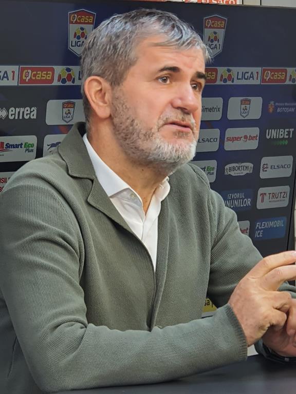 """Valeriu Iftime: """"Avem o șansă realistă de a prinde play-off-ul"""""""