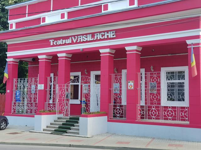 """Teatrul pentru Copii şi Tineret """"Vasilache"""" vă invită duminică, la  spectacolul  """"Rățușca cea urâtă"""""""