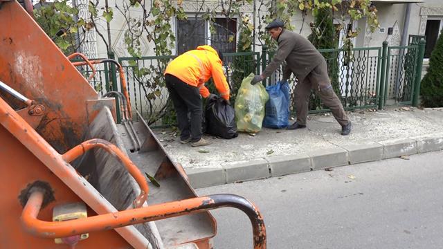 Anunț Urban Serv : Programul de colectare a deșeurilor selective de la gospodăriile individuale
