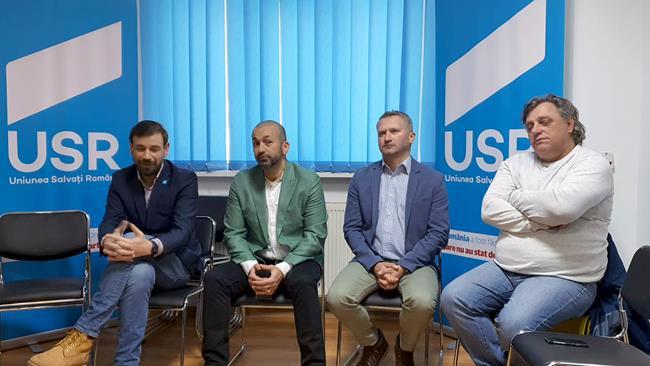 USR Botoşani a declanşat campania internă pentru stabilirea candidaţilor pentru alegerile locale din 2020
